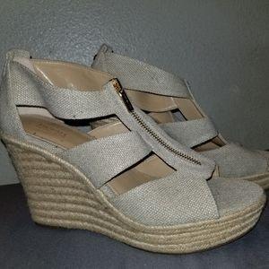 Wedge Heels Never been worn